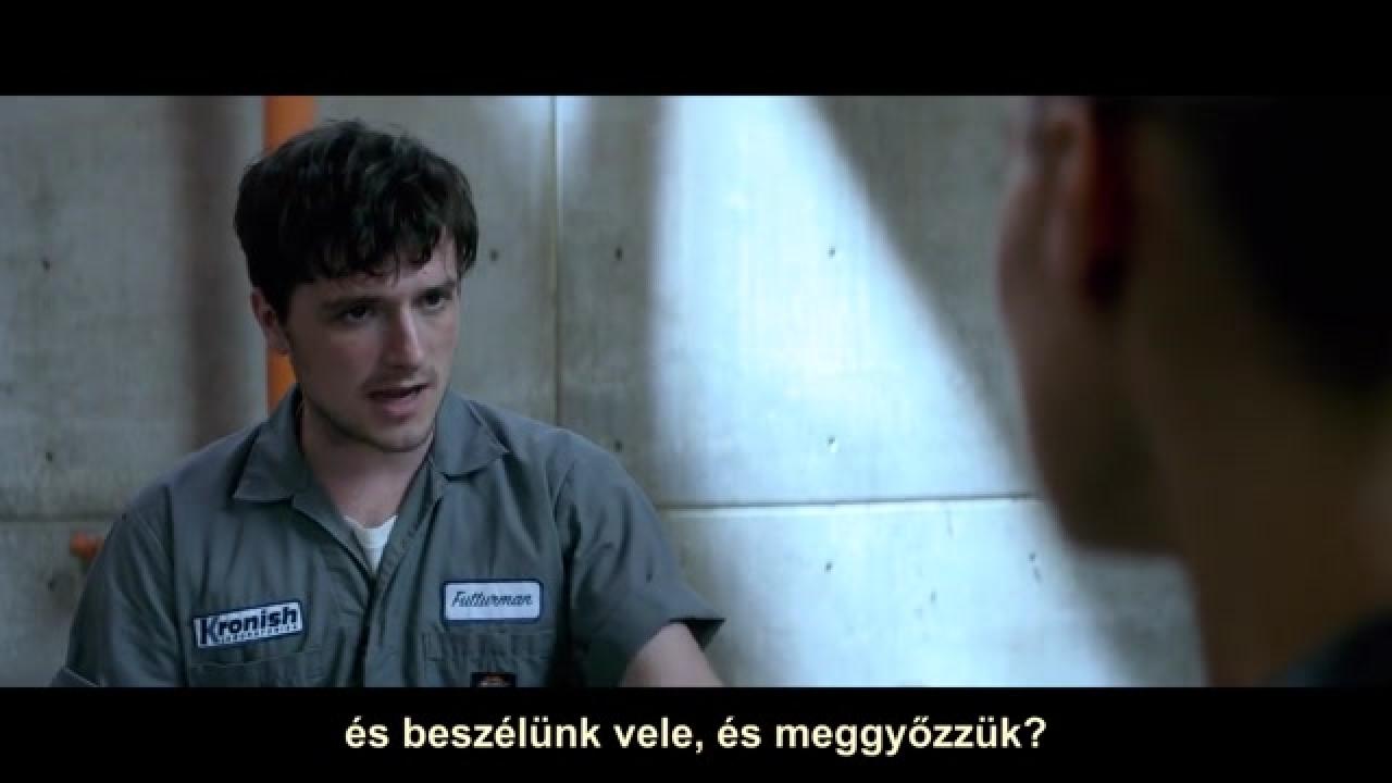 Future Man 1. évad 3. rész magyar felirattal