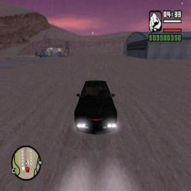 GTA San Andreas Knight Rider Mod Trailer