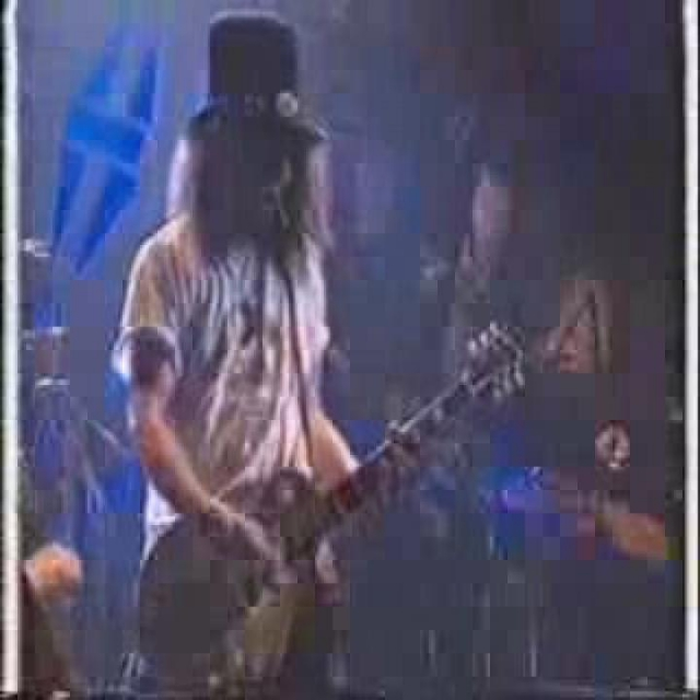 Slash,Bian May,