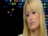 Paris Hilton a Larry King Show-ban