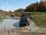 Lada Niva vs Dodge