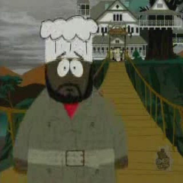 Meghalt a South Park Séfje