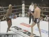 Fedor Emelianenko vs Kevin Randleman MMA fight