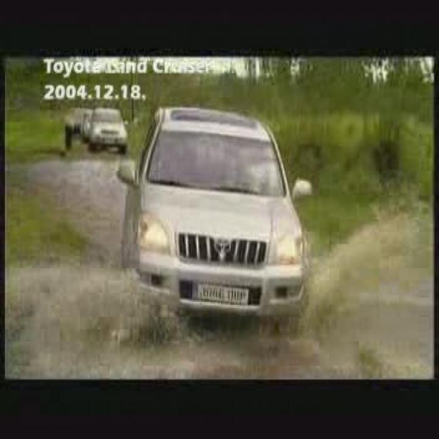 Best of TotalCar, 2006. február 4. - Toyota Land Cruiser túra bestof