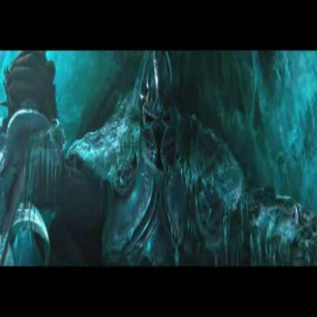 Wrath of the Lich King intro