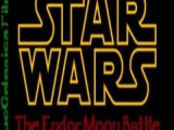 Star Wars The Endor Moon Battle bakik