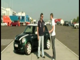 MINI John Cooper Works a Hungaroringen
