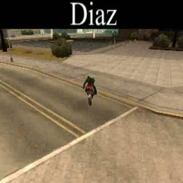 GTA San Andreas New stunt solo
