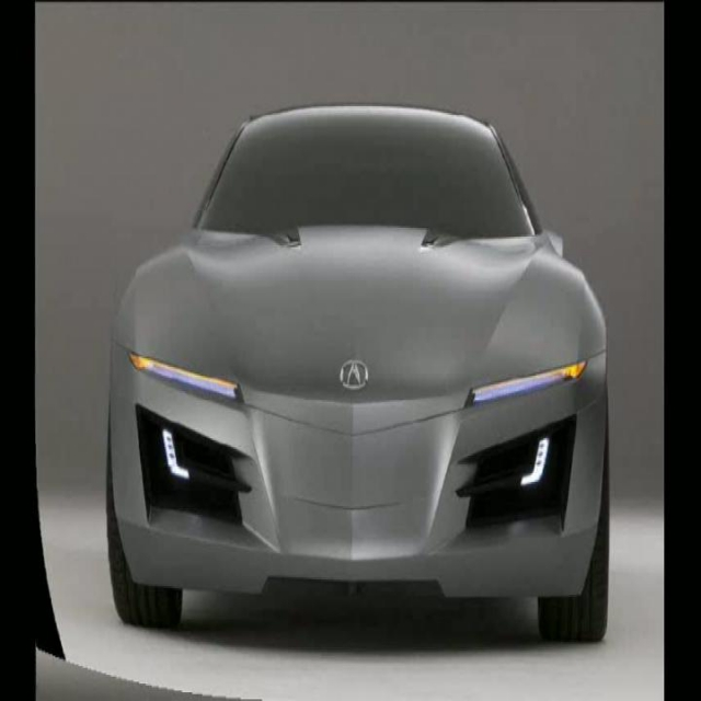 Prortotype end concept car.2009...