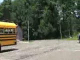 RC Car Jumps Bus..