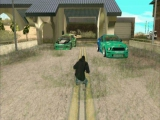GTA San Andreas Drag