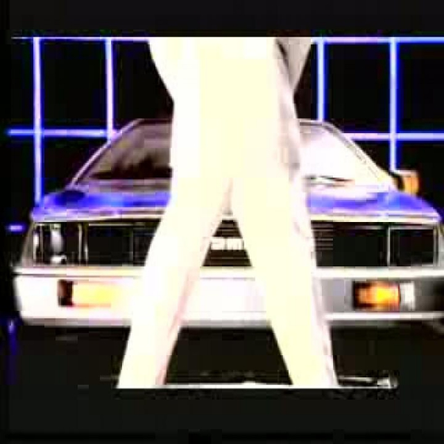 Delorean videoklipben