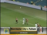Manchester City-Fulham 2-1