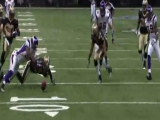 Reggie Bush fumble vs. Vikings
