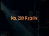 Actual art Agency Dancer No. 209 Katalin
