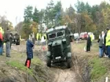 Scammell Explorer off road
