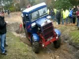 Meadows Engined Scammell Explorer off road