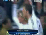 Real Madrid-Lyon 1-0, C. Ronaldo