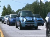 MINI vs Porsche : A verseny