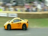 Goodwood Festival of Speed : McLaren MP4-12C