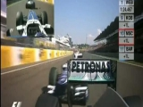 Barrichello vs Schumacher
