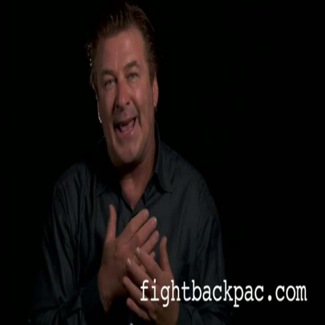 Alec Baldwin - Fight Back New York