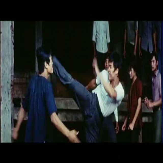Bruce Lee - The Big Boss (trailer)