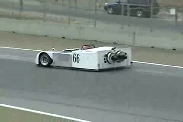 Chaparral 2J Fan Car