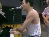 Queen Live Aid (1985. július 13) part 1/5
