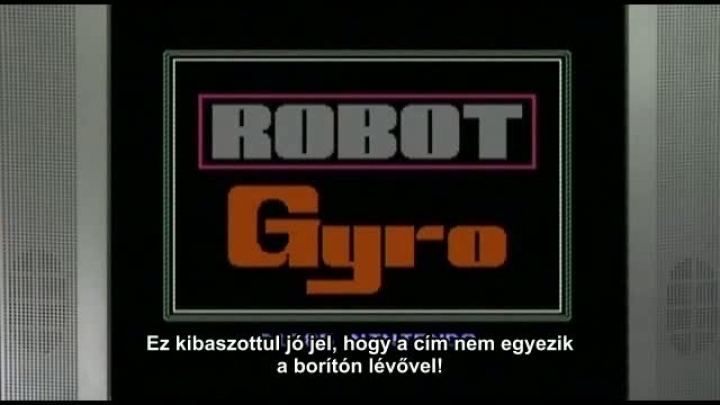Angry Video Game Nerd - Rob the Robot Hungarian Subtitle
