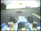 Alonso vs Schmumacher 2006 Hungary