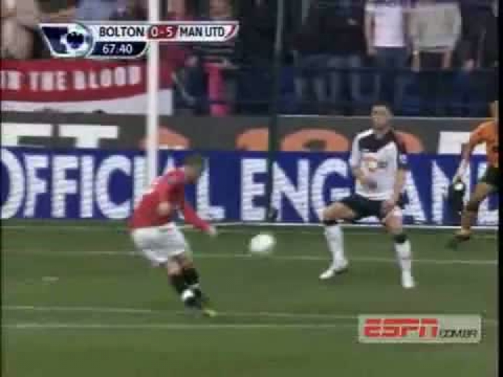 Bolton - Manchester United 0-5
