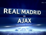 Real Madrid-Ajax Amsterdam 3:0 (2:0)
