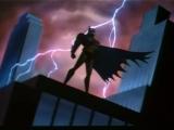 Batman a rajzfilmsorozat : A cica meg a karma.