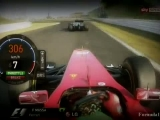 F1 2011 Japan Massa vs Hamilton