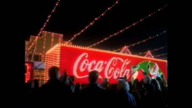 Coca-Cola Christmas (1997) USA