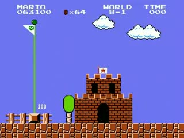 NES Super Mario Bros. in 04:58:53 TAS