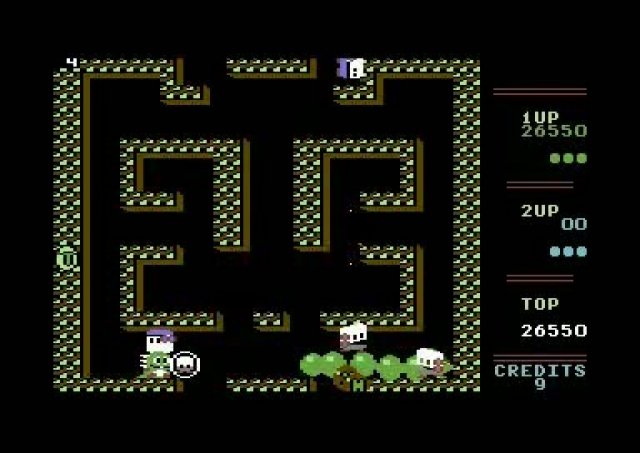 C64 - Bubble Bobble
