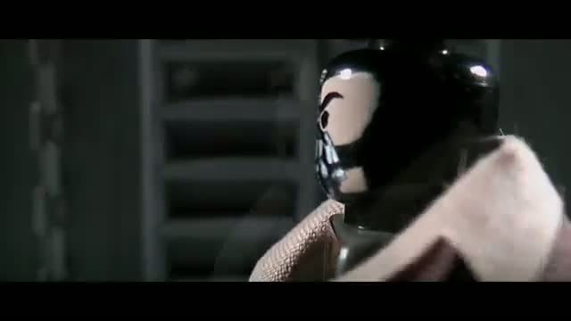 The Dark Knight Rises trailer - LEGO