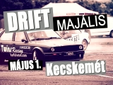 Drift Majális 2012