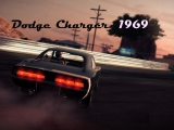 Dodge Charger 1968 -- Ambush Canyon (NFS SHIFT 2)