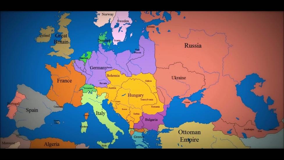 Nagyot Valtozott Europa Terkepe Indavideo Hu