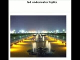 LED Underwater Lights projects- Vízalatti LED...