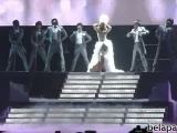 Jennifer Lopez gives show in Minsk