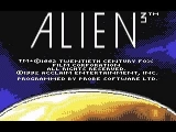 1992 Virgin Games Alien3