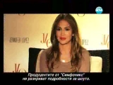 Jennifer Lopez - NovaTV interview (Bulgaria)