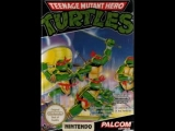 1989 Teenage Mutant Ninja Turtles Nes