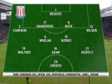 Liverpool FC - Stoke City 2012/2013 7. forduló