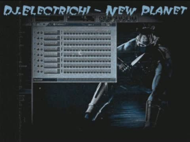Dj.Electrichi - New Planet