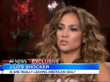 ABC NEWS 120706 - JLo Leaving